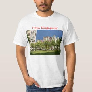 I love Singapore T-Shirt! Tee Shirt
