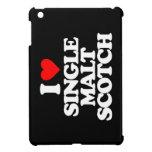 I LOVE SINGLE MALT SCOTCH iPad MINI CASE