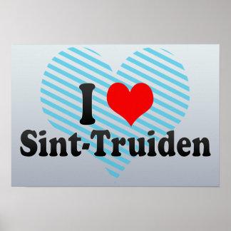 I Love Sint-Truiden, Belgium Poster