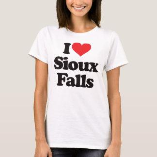 I Love Sioux Falls T-Shirt