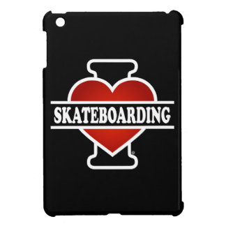 I Love Skateboarding Cover For The iPad Mini