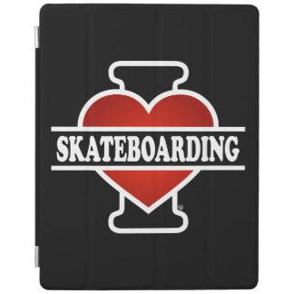 I Love Skateboarding iPad Smart Cover