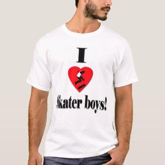 I love skater boys T-Shirt