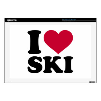 "I love Ski Decals For 17"" Laptops"