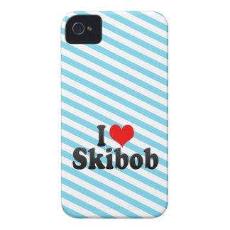 I love Skibob iPhone 4 Cover