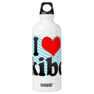 I love Skibob SIGG Traveler 0.6L Water Bottle