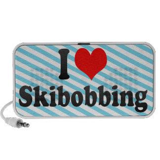 I love Skibobbing Speaker