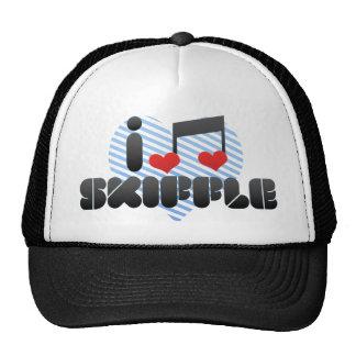 I Love Skiffle Hat