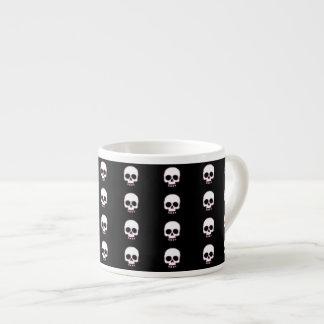 I Love Skulls and Expresso! Espresso Cup
