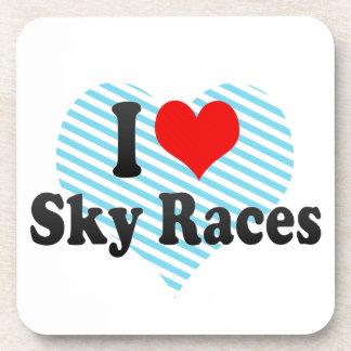 I love Sky Races Coaster