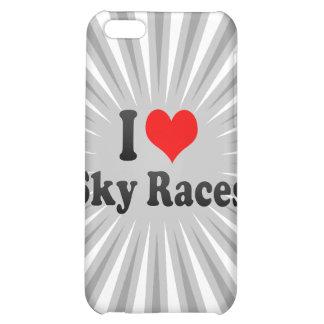 I love Sky Races iPhone 5C Case
