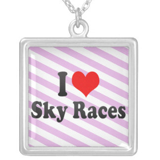 I love Sky Races Jewelry