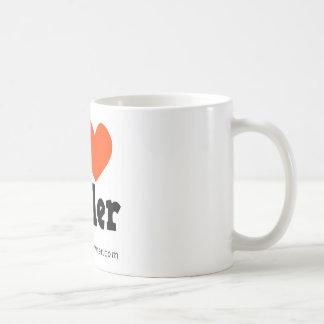 I Love Skyler Coffee Mug