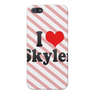I love Skyler iPhone 5 Cover