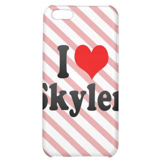 I love Skyler iPhone 5C Cases