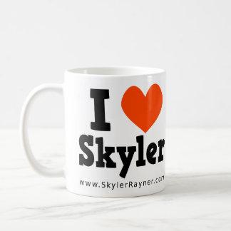 I Love Skyler Mug