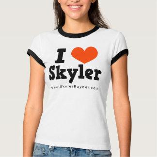 I Love Skyler T-Shirt