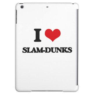I love Slam-Dunks iPad Air Cases