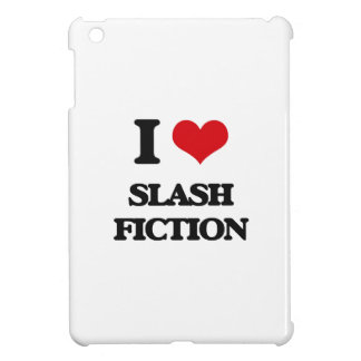 I Love Slash Fiction iPad Mini Case
