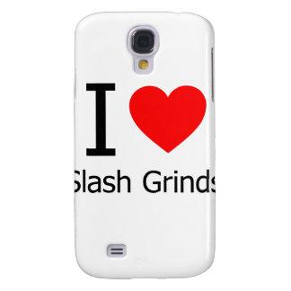 I Love Slash Grinds Samsung Galaxy S4 Cover