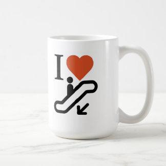 I love slides.  Shut up. Classic White Coffee Mug