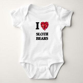 I love Sloth Bears Tshirts