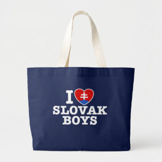 I Love Slovak Boys Bag