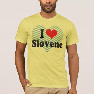 I Love Slovene T-Shirt