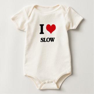 I love Slow Bodysuits