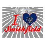 I Love Smithfield, Utah Postcards