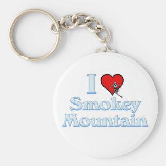 I love Smokey Mountain Keychains