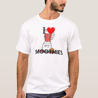 I Love Smoothies T-Shirt