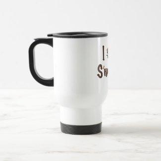 I Love S'mores mug