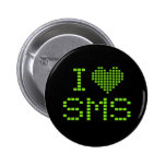 I LOVE SMS - button