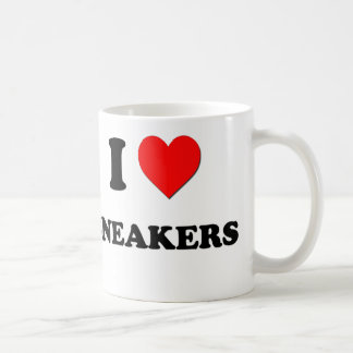 I love Sneakers Coffee Mug