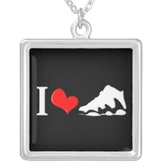 I love sneakers necklace #2