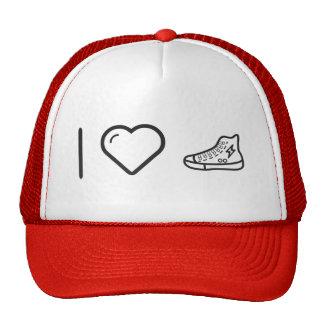 I Love Sneakers Trucker Hat