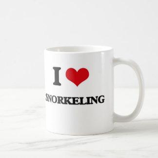I love Snorkeling Coffee Mug