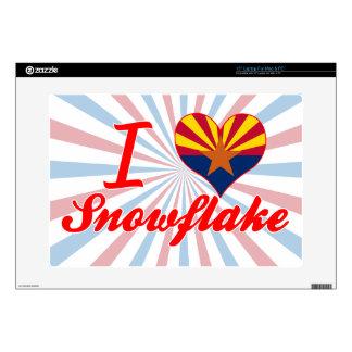 I Love Snowflake, Arizona Laptop Skins