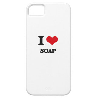 I love Soap iPhone 5 Covers