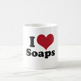 i love Soaps Coffee Mug
