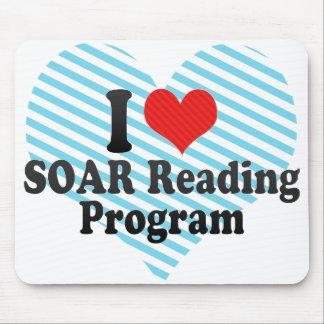 I Love SOAR Reading Program Mouse Pad
