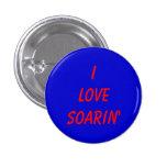 I love Soarin' Pin