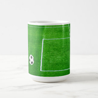 I Love Soccer Blank Customizable Coffee Mug