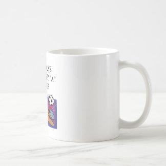 i love soccer bplayer mugs