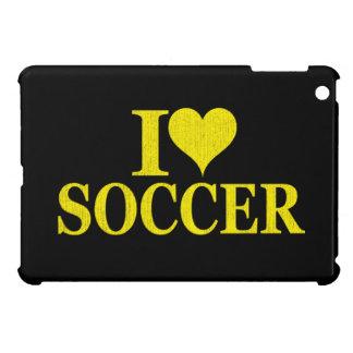 I Love Soccer! Case For The iPad Mini