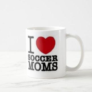 I Love Soccer Moms Coffee Mug