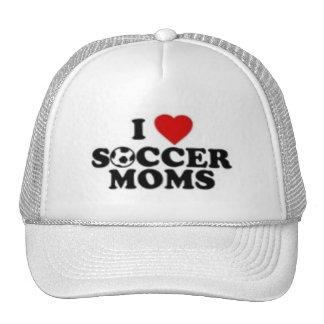I love Soccer Moms Trucker Hat