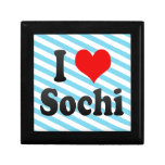 I Love Sochi, Russia. Ya Lyublyu Sochi, Russia Gift Box