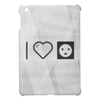 I Love Socket Electricals Case For The iPad Mini